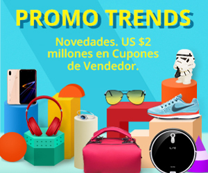 Promo Trends de Aliexpress