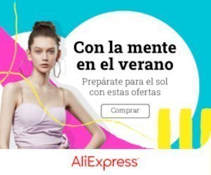 Oferta destacada de AliExpress
