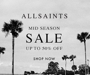 Rebajas en All Saints