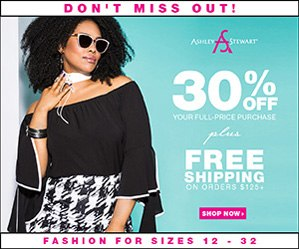 Descuentos en Ashley Stewart