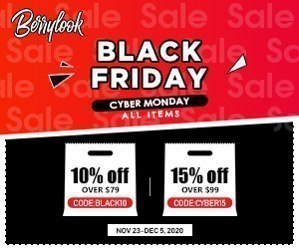 ¡Black Friday en Berrylook!