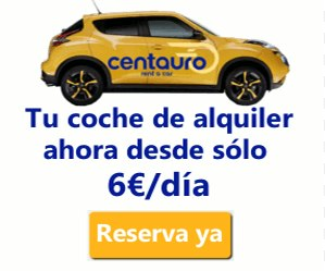 Ofertas de Centauro Rent a Car