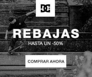 Rebajas de enero en DC Shoes