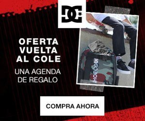 Vuelta al cole - DC Shoes