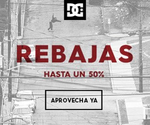 Rebajas en DC Shoes