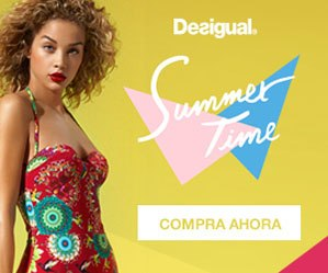 Summer Time Desigual
