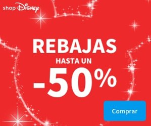 Rebajas en Disney Shop