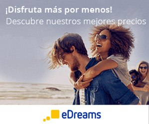 Ofertas semanales de eDreams