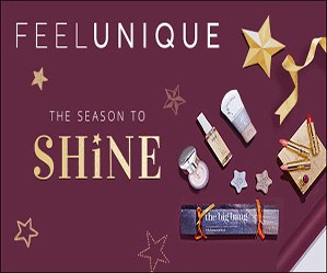 The Season to Shine - Christmas in Feelunique