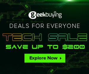 Descuentos de Geek Buying
