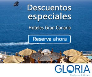 Reserva anticipada en Gloria Palace