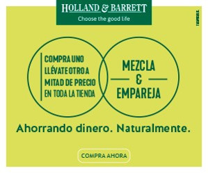 Oferta de Holland and Barrett