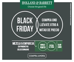 Black Friday en Holland and Barrett