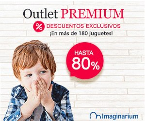 Outlet Super Premium de Imaginarium