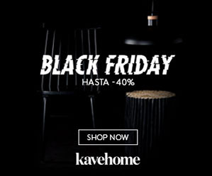 Kavehome celebra el Black Friday