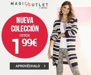 Promoción de Magic Outlet