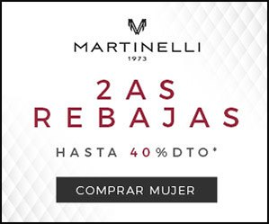 2as Rebajas en Martinelli