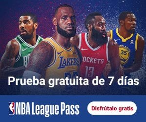 Prueba gratuita en NBA League Pass