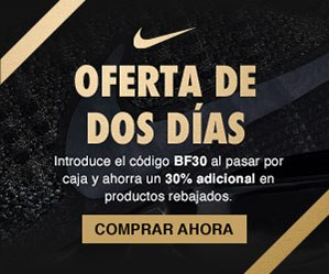 Black Friday: Descuentos extras en Nike