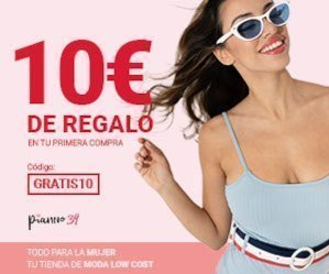 Oferta Flash de Pianno 39