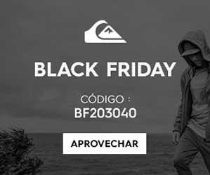 Black Friday en Quiksilver