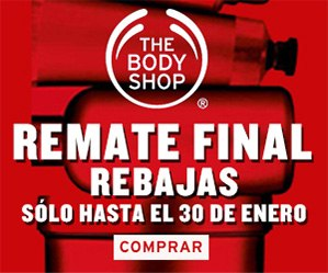 Remate Final Rebajas The Body Shop