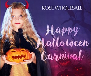 Ofertas de Halloween en Rose Wholesale