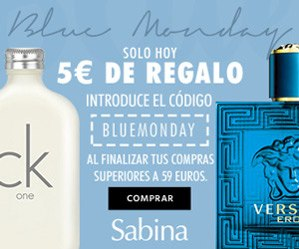 Sabina Store - Blue Monday