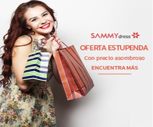 Super liquidación en Sammy Dress