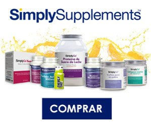 Rebajas de Simply Supplements