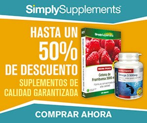 Descuentos en Simply Supplements