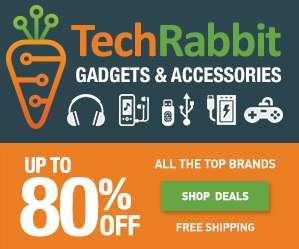 Oferta de TechRabbit