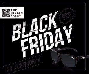 Black Friday en The Indian Face