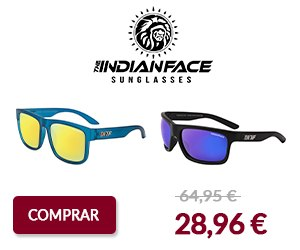 Gafas de The Indian Face