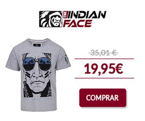 Ofertas en The Indian Face