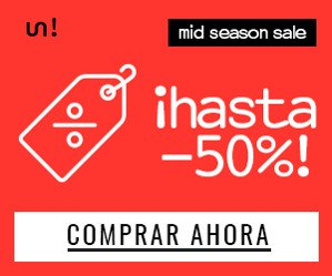 Mid Season Sale en Undiz